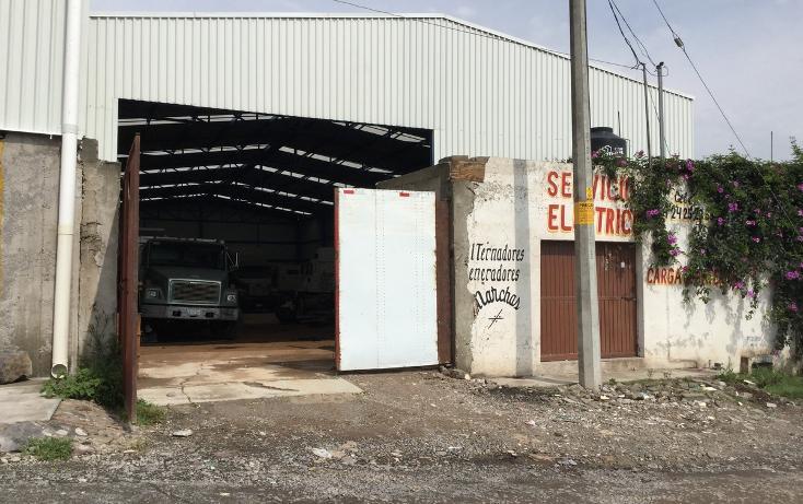 Foto de nave industrial en renta en  , san isidro miranda, el marqués, querétaro, 2022391 No. 01