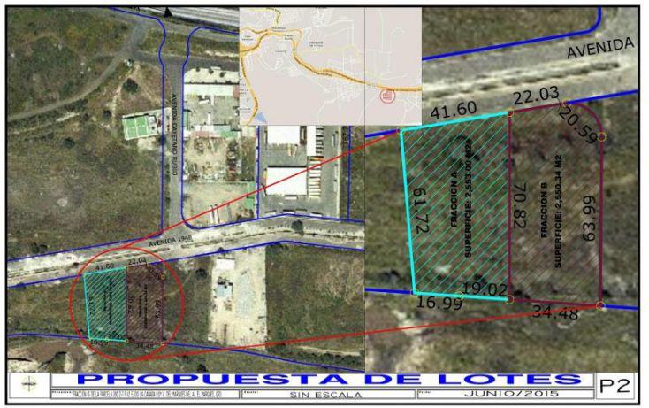 Foto de terreno industrial en venta en, san isidro miranda, el marqués, querétaro, 970925 no 02