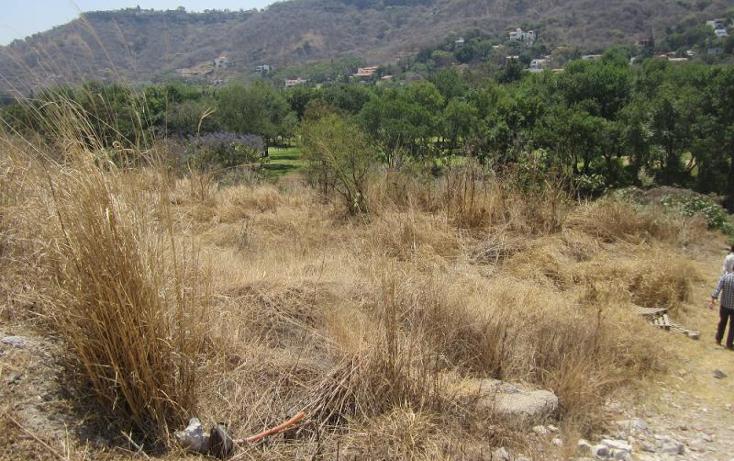 Foto de terreno habitacional en venta en san isidro norte 14, las ca?adas, zapopan, jalisco, 1001211 No. 03