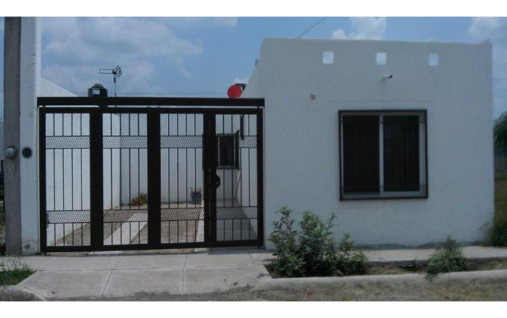 Foto de casa en venta en  , san isidro, rioverde, san luis potosí, 1397539 No. 01