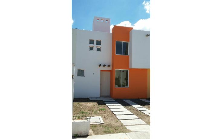 Foto de casa en venta en  , san isidro, san juan del r?o, quer?taro, 1356887 No. 01