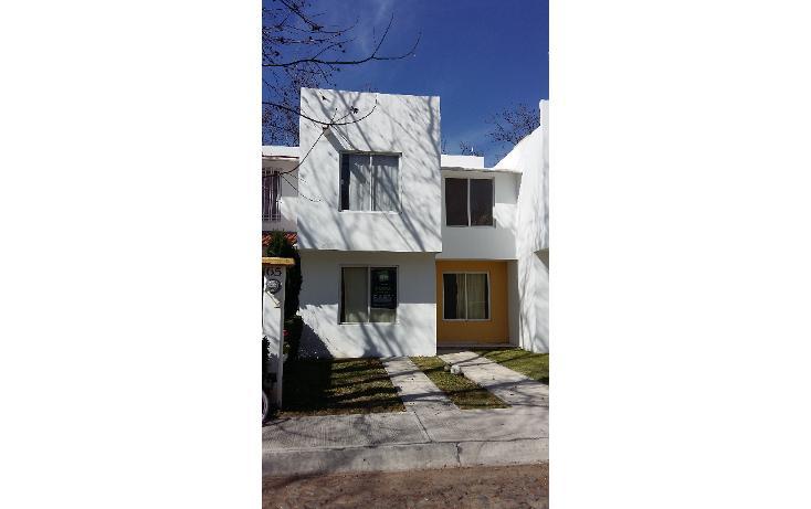 Foto de casa en renta en  , san isidro, san juan del río, querétaro, 1570550 No. 01