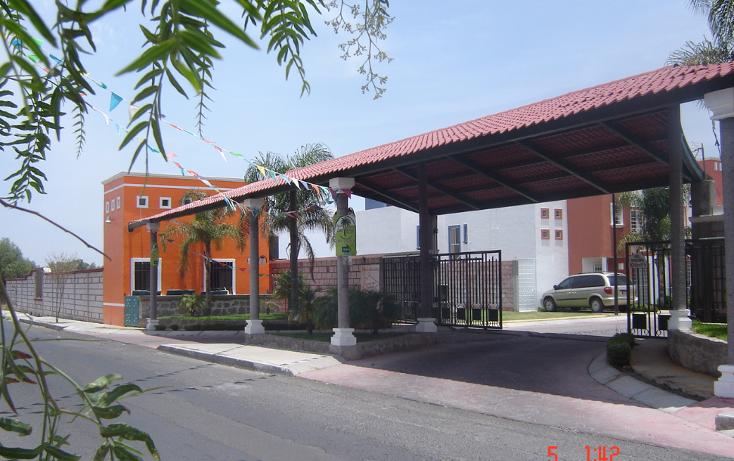 Foto de casa en venta en  , san isidro, san juan del río, querétaro, 1578812 No. 01