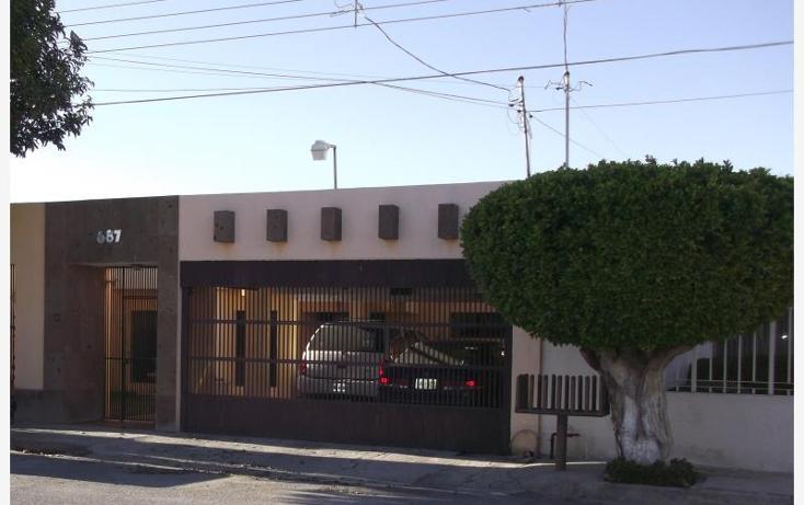 Foto de casa en venta en  , san isidro, torreón, coahuila de zaragoza, 1614354 No. 01