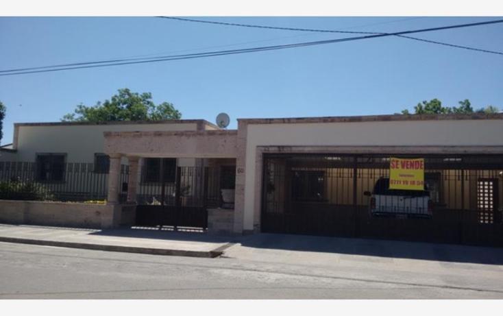 Foto de casa en venta en  , san isidro, torreón, coahuila de zaragoza, 898923 No. 01
