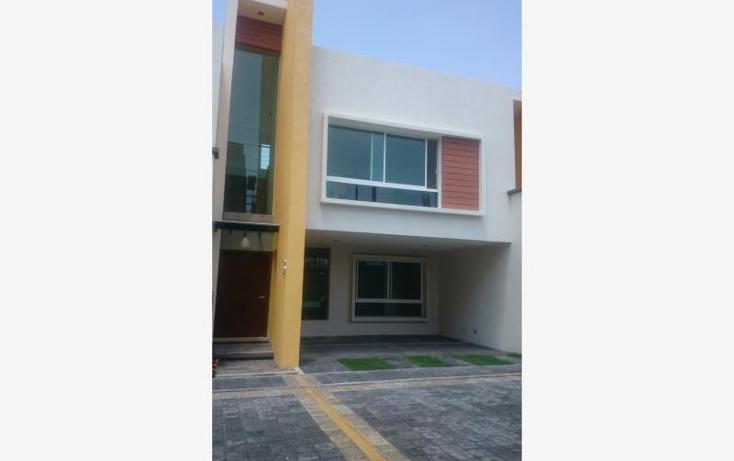 Foto de casa en venta en san jacinto 3200, la carcaña, san pedro cholula, puebla, 1998788 No. 01