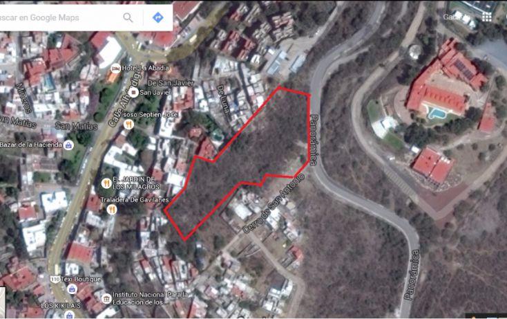 Foto de terreno habitacional en venta en, san javier 1, guanajuato, guanajuato, 1459857 no 09