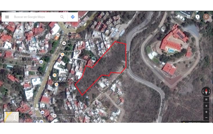 Foto de terreno habitacional en venta en  , san javier 1, guanajuato, guanajuato, 1459857 No. 09