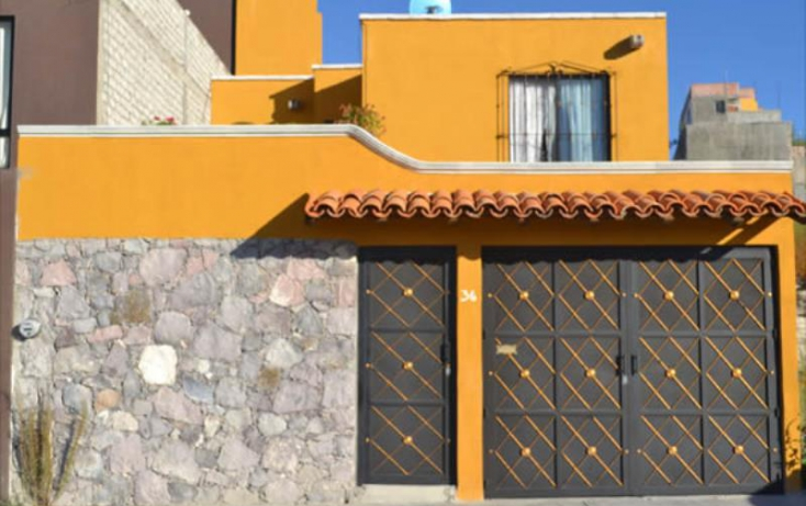 Foto de casa en venta en san javier 1, san javier, san miguel de allende, guanajuato, 698889 no 14