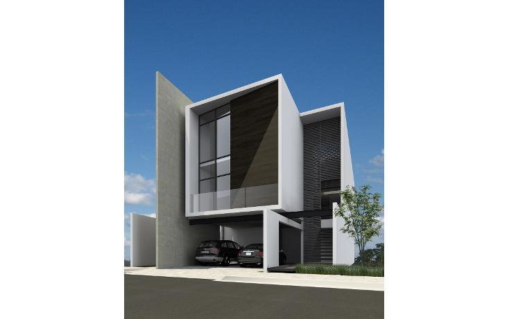 Foto de casa en venta en  , san jemo sector cumbres, monterrey, nuevo león, 1871454 No. 01