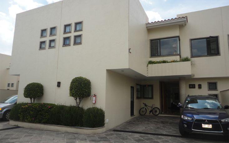 Foto de casa en condominio en renta en, san jerónimo aculco, la magdalena contreras, df, 1541950 no 01