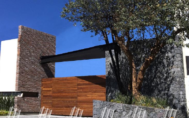 Foto de casa en venta en  , san jerónimo aculco, la magdalena contreras, distrito federal, 1448931 No. 01