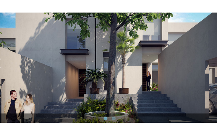 Foto de casa en venta en  , san jerónimo aculco, la magdalena contreras, distrito federal, 1484935 No. 01
