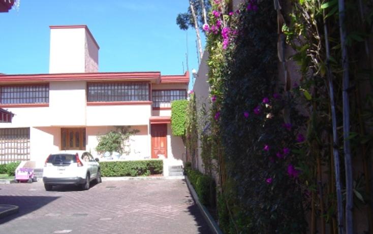 Foto de casa en venta en  , san jerónimo aculco, la magdalena contreras, distrito federal, 1573850 No. 01