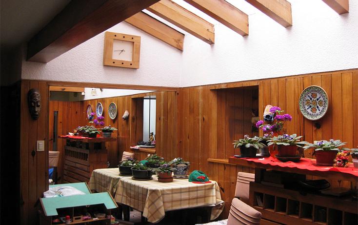 Foto de casa en venta en  , san jerónimo aculco, la magdalena contreras, distrito federal, 1961340 No. 01