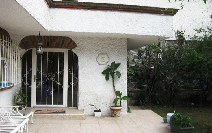 Foto de casa en venta en  , san jerónimo aculco, la magdalena contreras, distrito federal, 1961340 No. 05