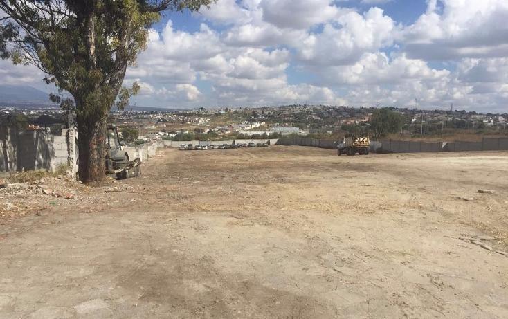 Foto de terreno industrial en renta en  , san jerónimo caleras, puebla, puebla, 1317597 No. 07