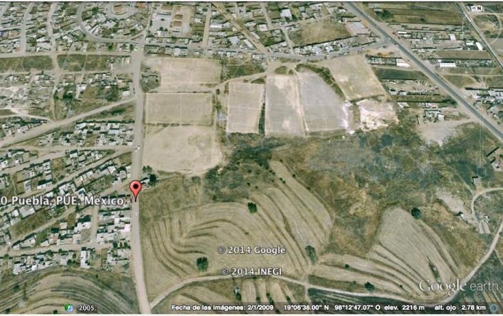 Foto de terreno comercial en renta en  , san jerónimo caleras, puebla, puebla, 2010322 No. 01
