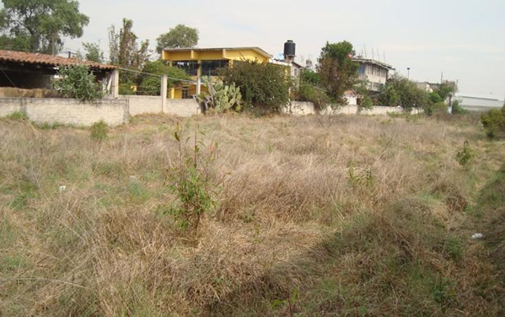 Foto de terreno habitacional en venta en  , san jerónimo chicahualco, metepec, méxico, 1109749 No. 03