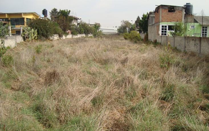 Foto de terreno habitacional en venta en  , san jerónimo chicahualco, metepec, méxico, 1109749 No. 06