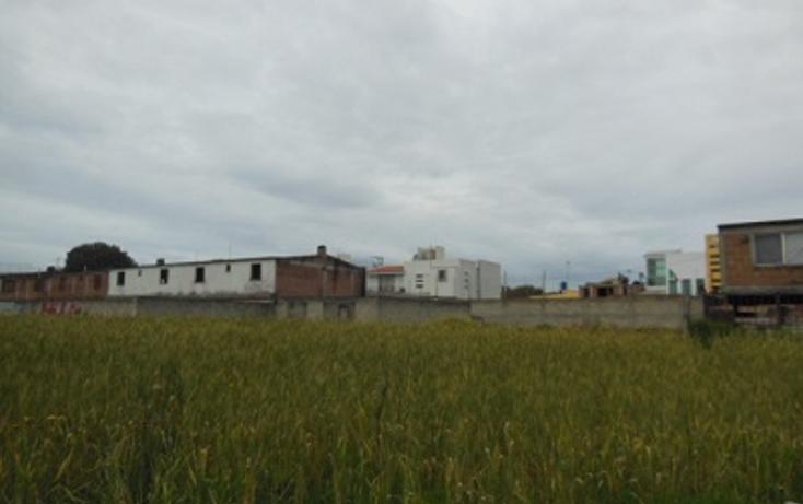 Foto de terreno habitacional en venta en  , san jer?nimo chicahualco, metepec, m?xico, 1261207 No. 01