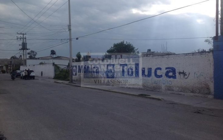 Foto de terreno habitacional en venta en  , san jerónimo chicahualco, metepec, méxico, 1551586 No. 01