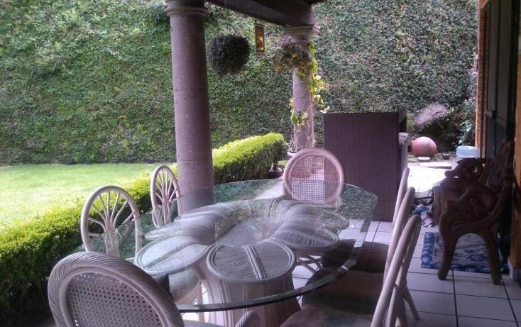 Foto de casa en venta en  , san jer?nimo, cuernavaca, morelos, 590910 No. 33
