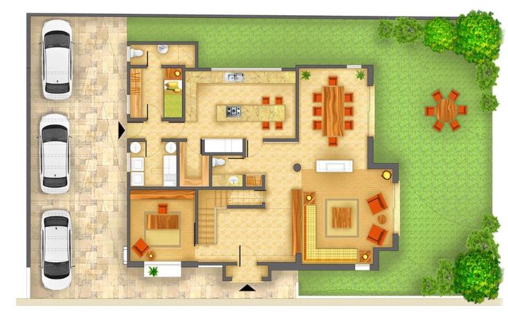 Foto de casa en condominio en venta en  , san jerónimo lídice, la magdalena contreras, distrito federal, 1279509 No. 04