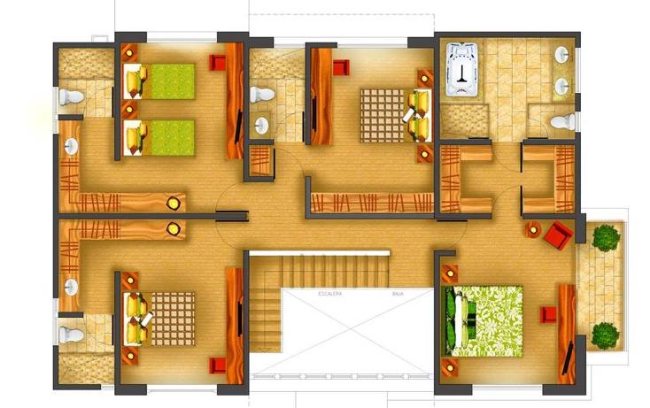 Foto de casa en venta en  , san jerónimo lídice, la magdalena contreras, distrito federal, 1294531 No. 11