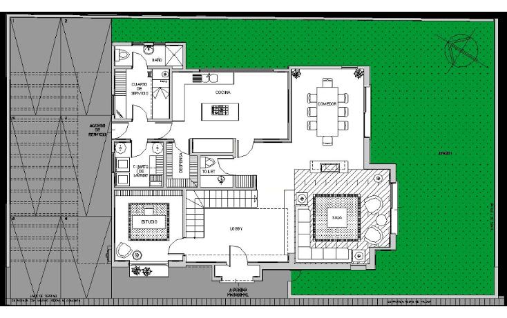Foto de casa en venta en  , san jerónimo lídice, la magdalena contreras, distrito federal, 1294531 No. 15