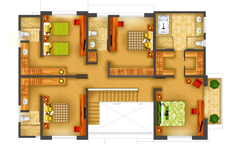 Foto de casa en venta en  , san jerónimo lídice, la magdalena contreras, distrito federal, 1635582 No. 05