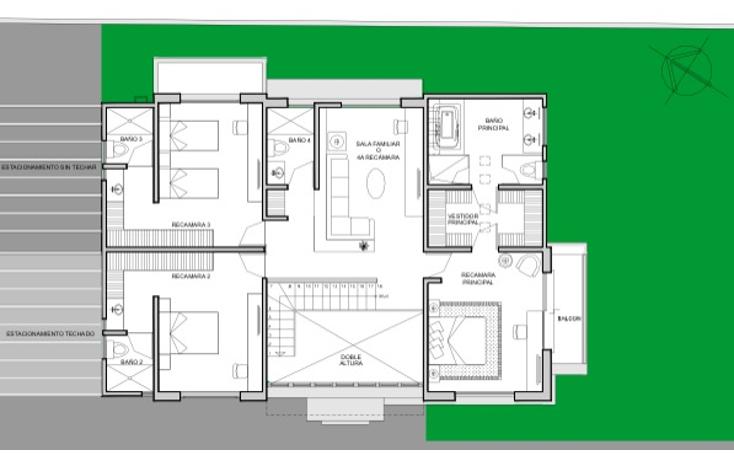 Foto de casa en venta en  , san jerónimo lídice, la magdalena contreras, distrito federal, 1635582 No. 06
