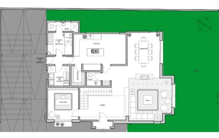 Foto de casa en venta en  , san jerónimo lídice, la magdalena contreras, distrito federal, 1635582 No. 07