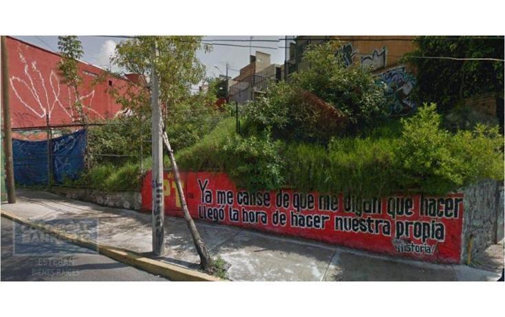 Foto de terreno habitacional en venta en  , san jerónimo lídice, la magdalena contreras, distrito federal, 1654239 No. 05