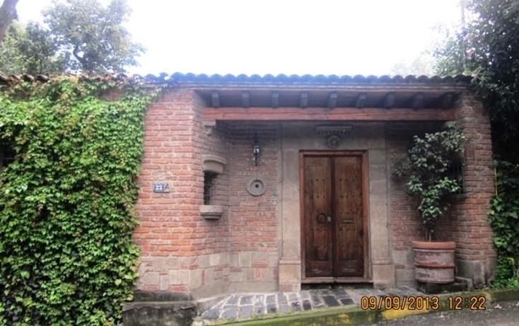 Foto de casa en venta en  , san jer?nimo l?dice, la magdalena contreras, distrito federal, 1842622 No. 36
