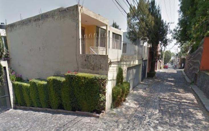 Foto de casa en venta en  , san jerónimo lídice, la magdalena contreras, distrito federal, 1872078 No. 01