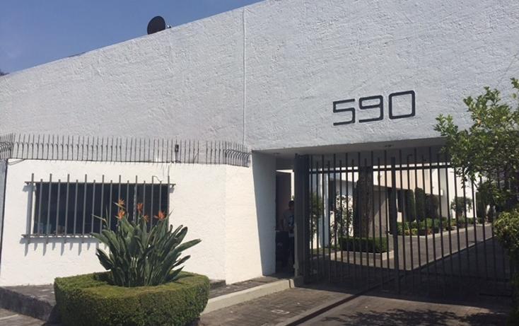 Foto de casa en venta en  , san jerónimo lídice, la magdalena contreras, distrito federal, 1874458 No. 02