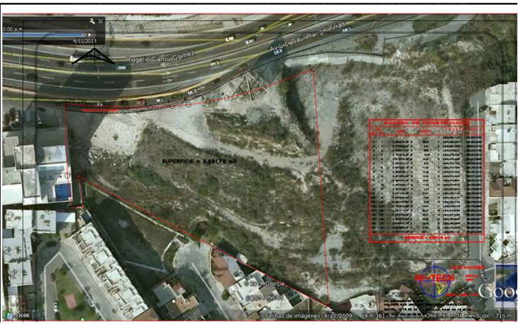 Foto de terreno habitacional en venta en, san jerónimo, monterrey, nuevo león, 1094609 no 01