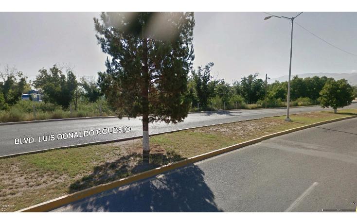 Foto de terreno comercial en venta en  , san jerónimo, saltillo, coahuila de zaragoza, 1555064 No. 02