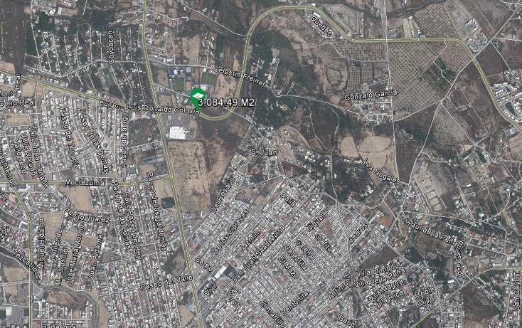 Foto de terreno comercial en venta en  , san jerónimo, saltillo, coahuila de zaragoza, 1555064 No. 04