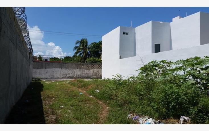 Foto de terreno habitacional en venta en  , san joaquín, carmen, campeche, 1657510 No. 01