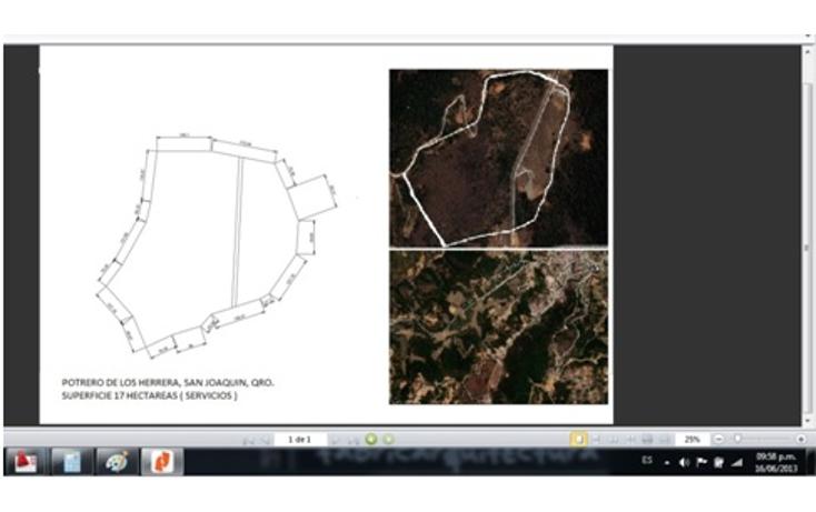 Foto de terreno comercial en venta en  , san joaquín, san joaquín, querétaro, 1256425 No. 02