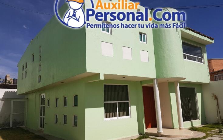 Foto de casa en renta en  , san jorge pueblo nuevo, metepec, méxico, 1870034 No. 01