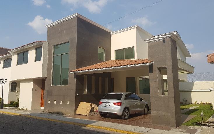 Foto de casa en renta en  , san jorge pueblo nuevo, metepec, méxico, 1917302 No. 01