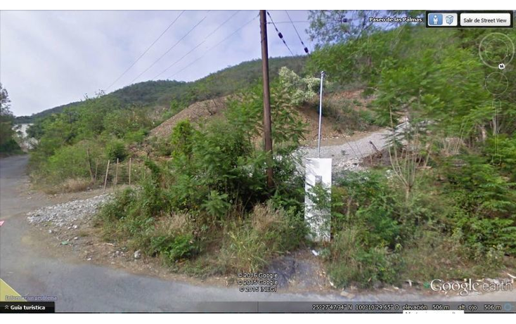 Foto de terreno habitacional en venta en  , san jorge, santiago, nuevo le?n, 1548572 No. 01