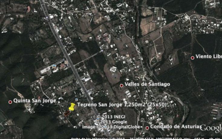 Foto de terreno habitacional en venta en, san jorge, santiago, nuevo león, 1894478 no 04