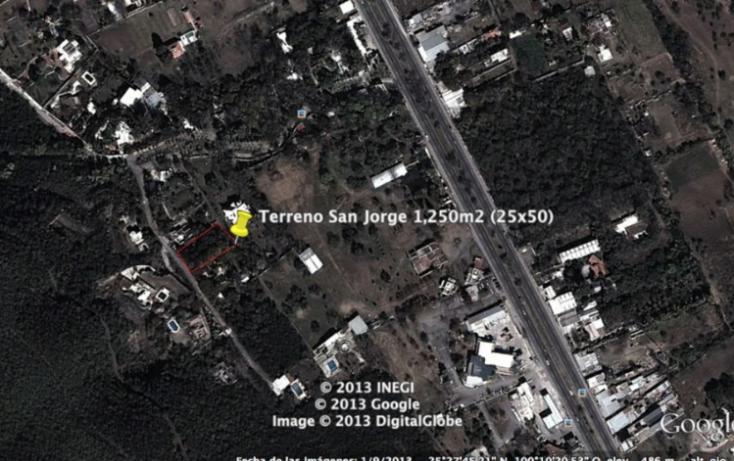 Foto de terreno habitacional en venta en, san jorge, santiago, nuevo león, 1894478 no 07