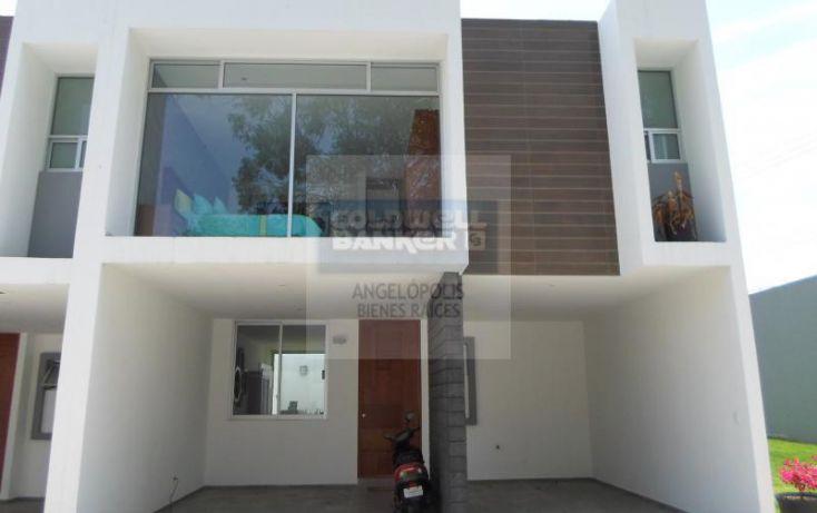 Foto de casa en condominio en venta en san jos xilotzingo, rancho san josé xilotzingo, puebla, puebla, 1014189 no 01