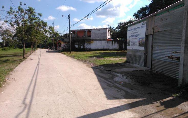 Foto de terreno habitacional en venta en san jose 116, el embudo fovissste, cárdenas, tabasco, 1527622 no 02