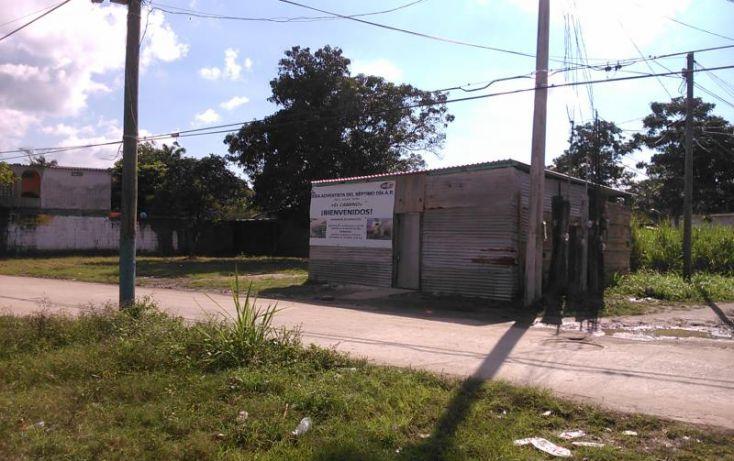 Foto de terreno habitacional en venta en san jose 116, el embudo fovissste, cárdenas, tabasco, 1527622 no 03
